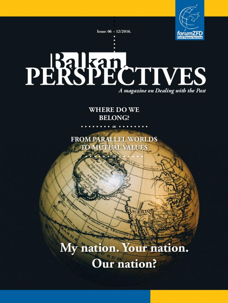 Cover of Balkan.Perspectives, Issue No. 6