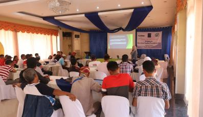 Capacity Building Training for Non-Violent Conflict Transformation