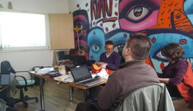 Open Society Archives Workshop for the Prijedor Archive Project