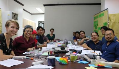 Group picture of the 2nd Technical Working Group Meeting, Mindanao History Project