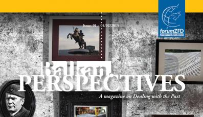 Cover of Balkan.Perspectives, Issue No. 1