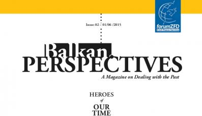 Cover of Balkan.Perspectives, Issue No. 2