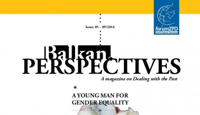 Cover of Balkan.Perspectives, Issue No. 5