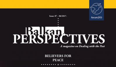Cover of Balkan.Perspectives, Issue No. 7