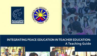 Integrating Peace Education in Teacher Education: A Teaching Guide